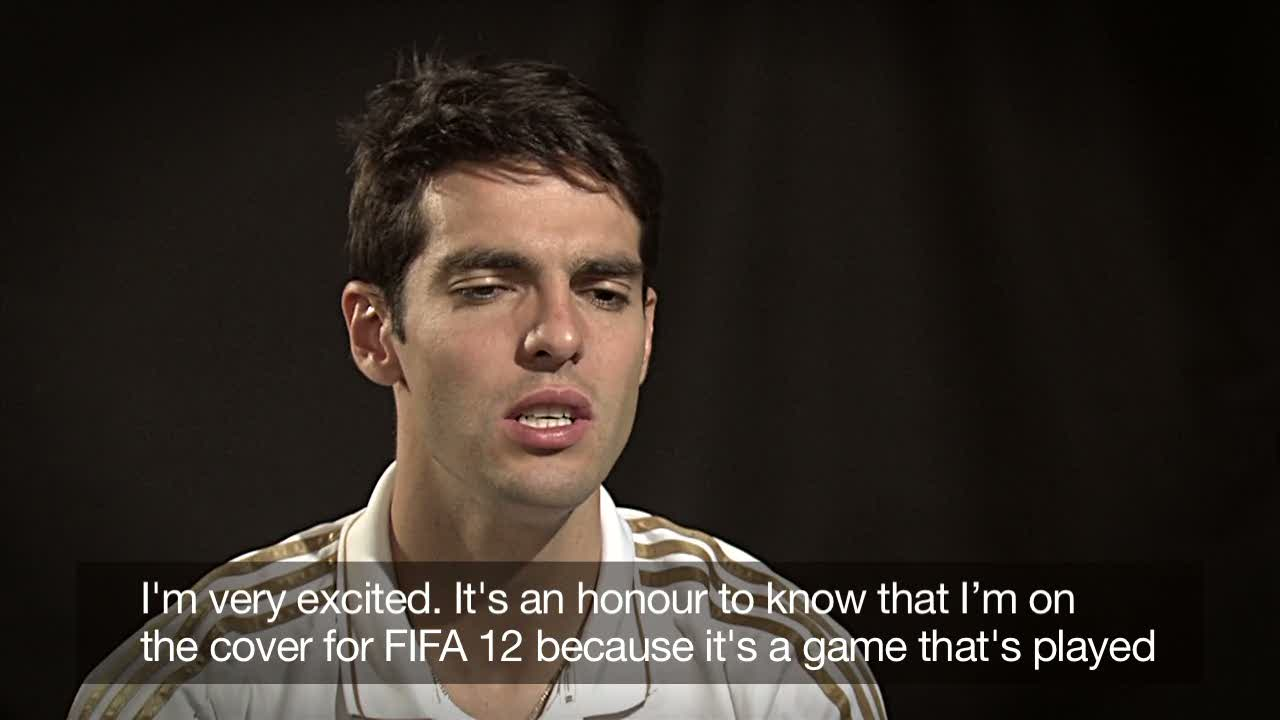 Video featuring Kaka. | FIFA 12