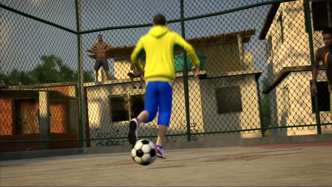 Free Your Game | FIFA Street