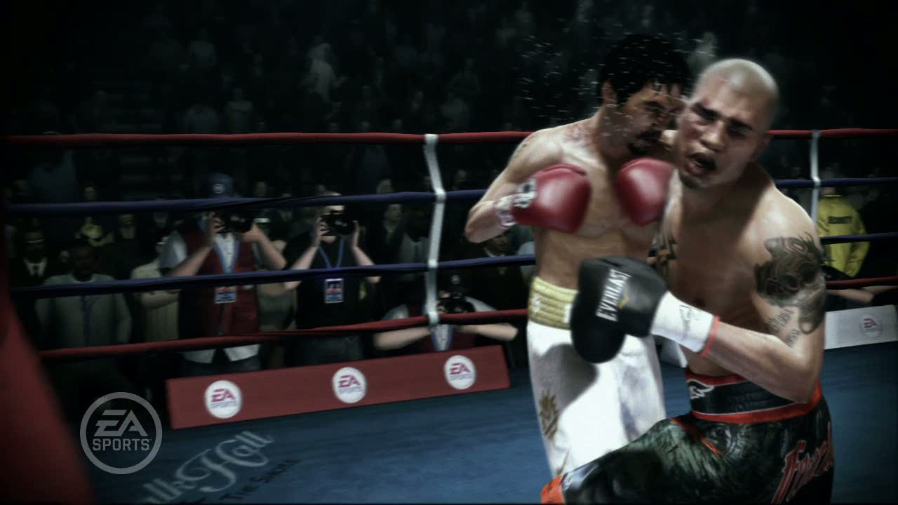 Features video   Fight Night Champion
