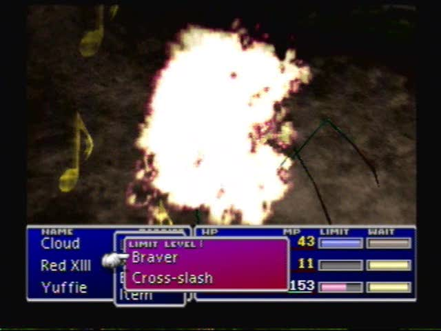 Cosmo Canyon & Cave of the Gi | Final Fantasy VII
