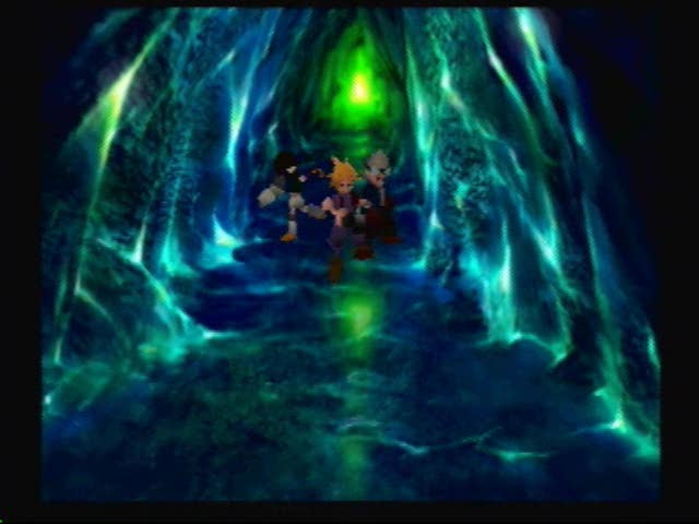 Gaea's Cliffs, video 2 | Final Fantasy VII