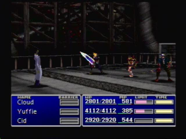 Stopping Midgar's Cannon!, video 3 | Final Fantasy VII