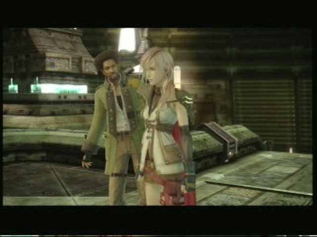 Saving the Enemy - We learn about L'Cie and the Focus | Final Fantasy XIII