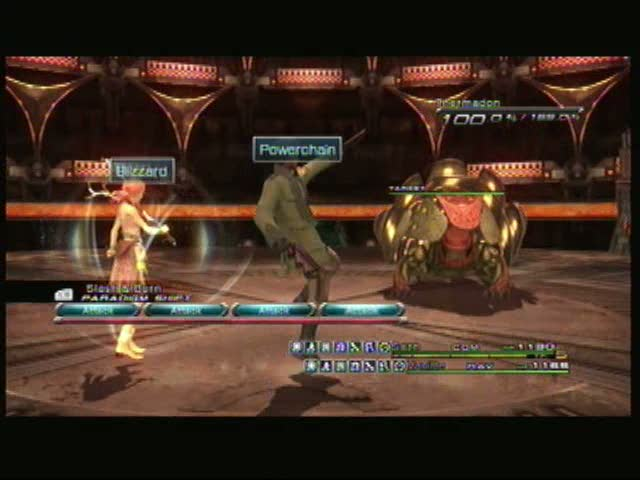 Time to Split - Thermadon Battle | Final Fantasy XIII