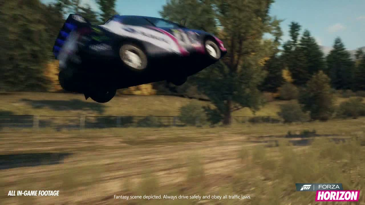Forza Horizon  Videos and Trailers