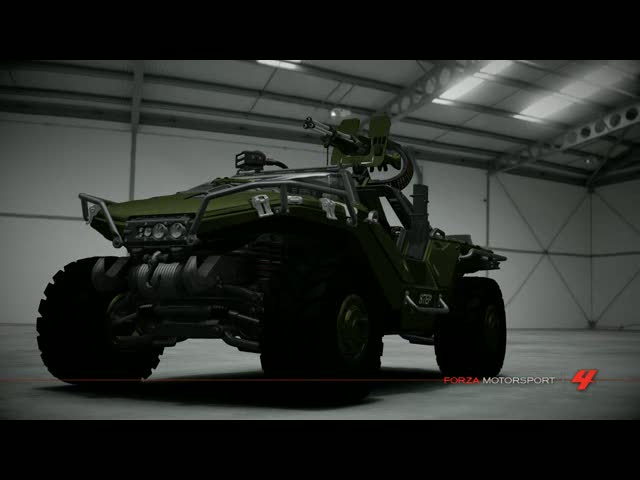 Warthog Video | Forza Motorsport 4