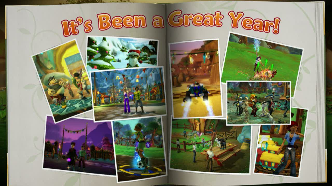 Yearbook Video 2 | Free Realms