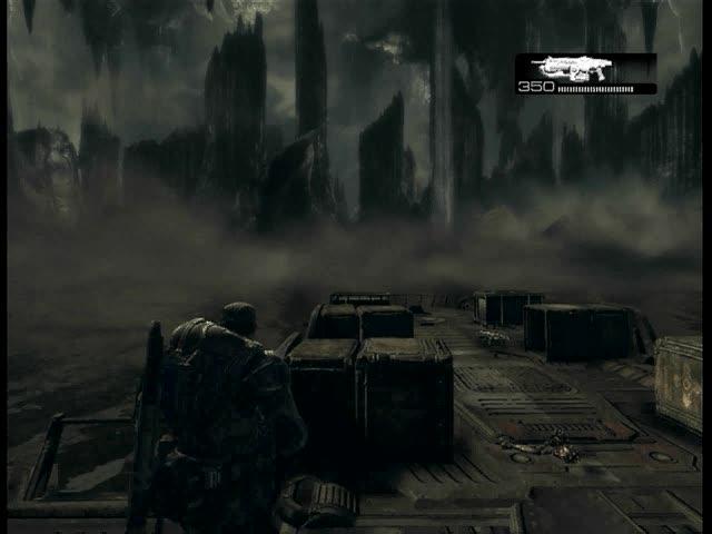 Act 3 - Brackish Waters | Gears of War 2
