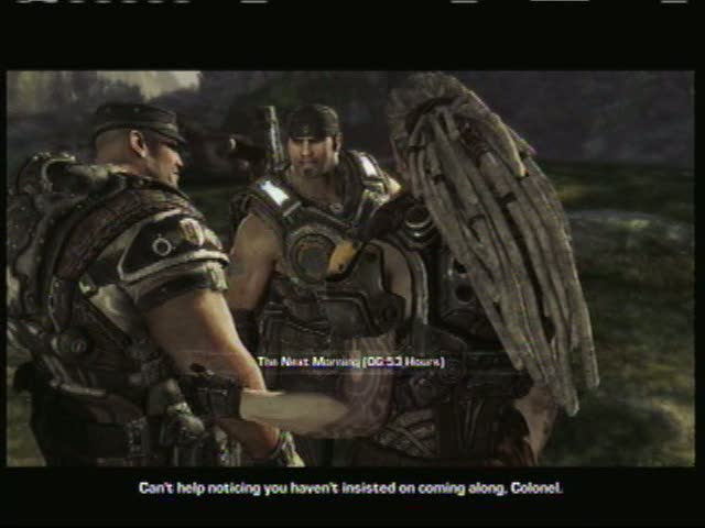 Act III Chapter III -- Breakneck Run - One Wild Ride | Gears of War 3