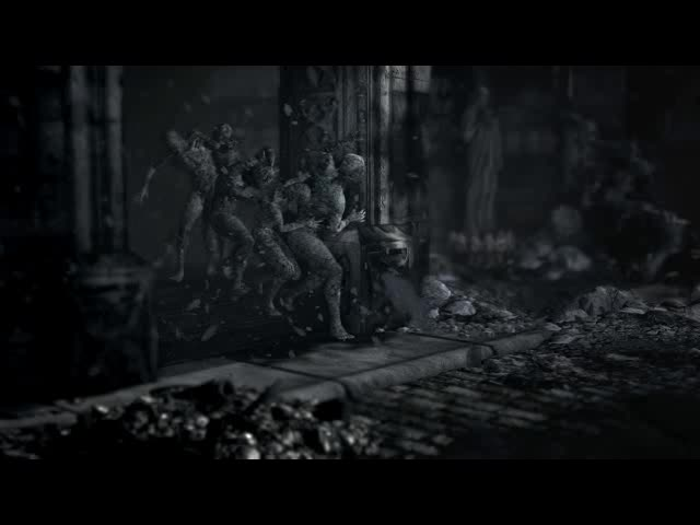 'Ashes to Ashes' Announcement Trailer | Gears of War 3