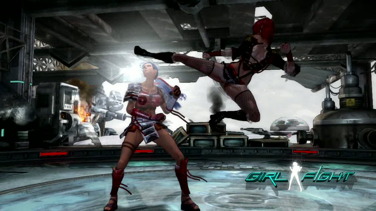 Girl Fight  Videos and Trailers