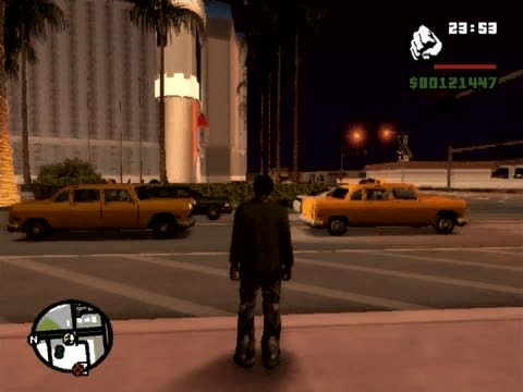 Destroy all cars on screen cheat | Grand Theft Auto: San Andreas