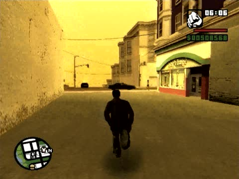 Faster Gameplay Cheat | Grand Theft Auto: San Andreas
