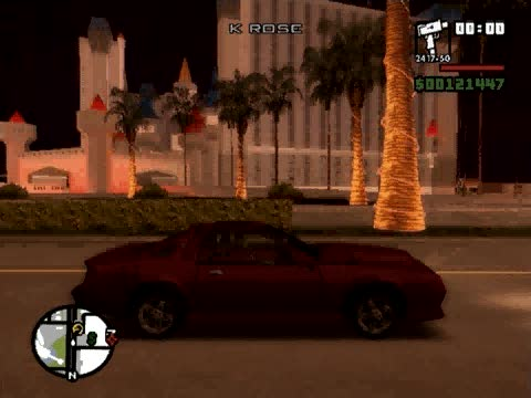 Flying cars | Grand Theft Auto: San Andreas