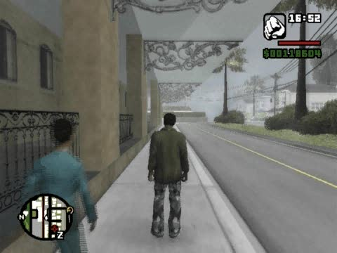 Freeze Time at Midnight Cheat | Grand Theft Auto: San Andreas