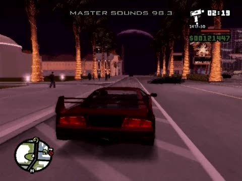 Increase Car Speed Cheat | Grand Theft Auto: San Andreas