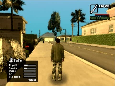 Set Day to morning cheat | Grand Theft Auto: San Andreas