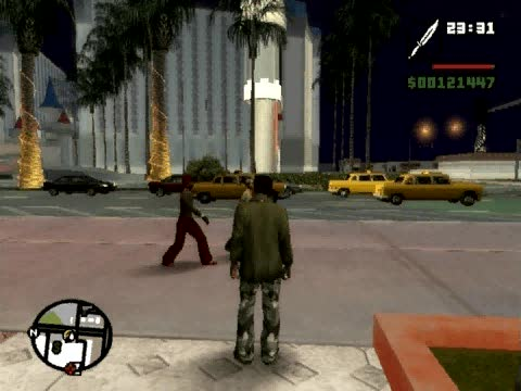 Orange Sky Cheat | Grand Theft Auto: San Andreas