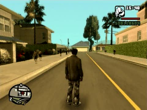 Recruit Anyone with 9mm  Cheat | Grand Theft Auto: San Andreas