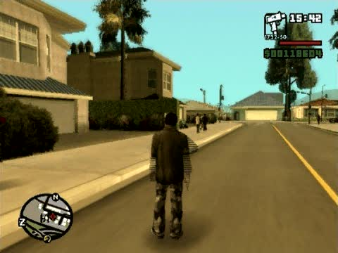 Recruit Anyone with Rockets | Grand Theft Auto: San Andreas