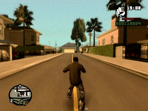 Six Star Wanted Level Cheat | Grand Theft Auto: San Andreas