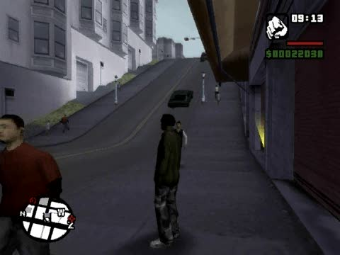 Slower Gameplay Cheat | Grand Theft Auto: San Andreas