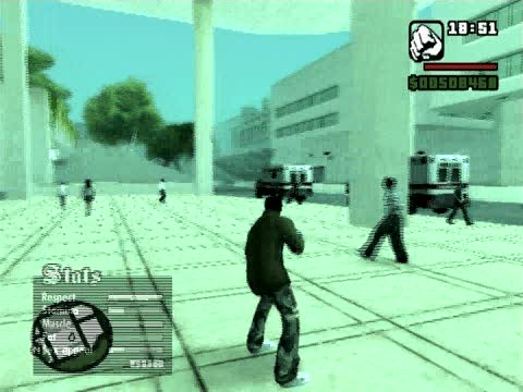Spawn Caddy | Grand Theft Auto: San Andreas