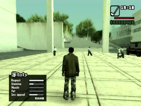 Spawn Dozer | Grand Theft Auto: San Andreas