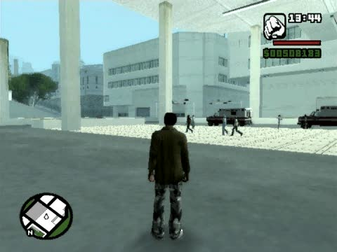 Spawn Rancher Cheat | Grand Theft Auto: San Andreas