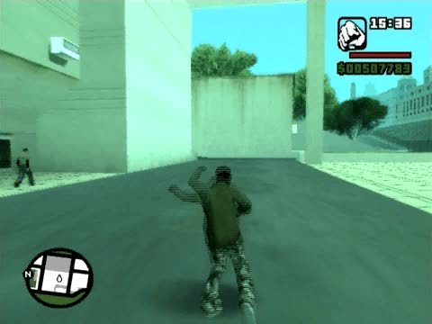 Spawn Rhino Cheat | Grand Theft Auto: San Andreas