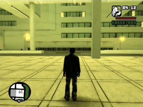Spawn Romero Cheat | Grand Theft Auto: San Andreas