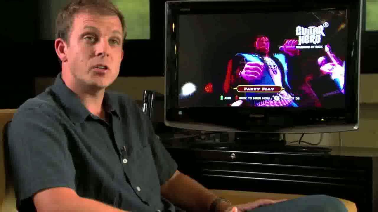 Guitar Hero: Warriors of Rock  Videos and Trailers