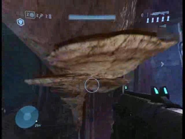 Tilt Gold Skull Location | Halo 3