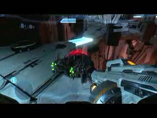 Achievement - Explore the Floor (20 points) | Halo 4