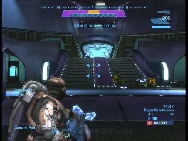 Custom Firefight Variant Bonus Round | Halo: Reach