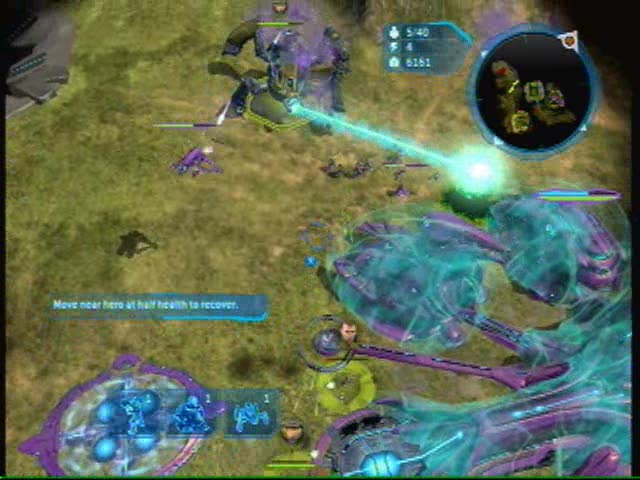 Mission 13: Beachhead   Halo Wars