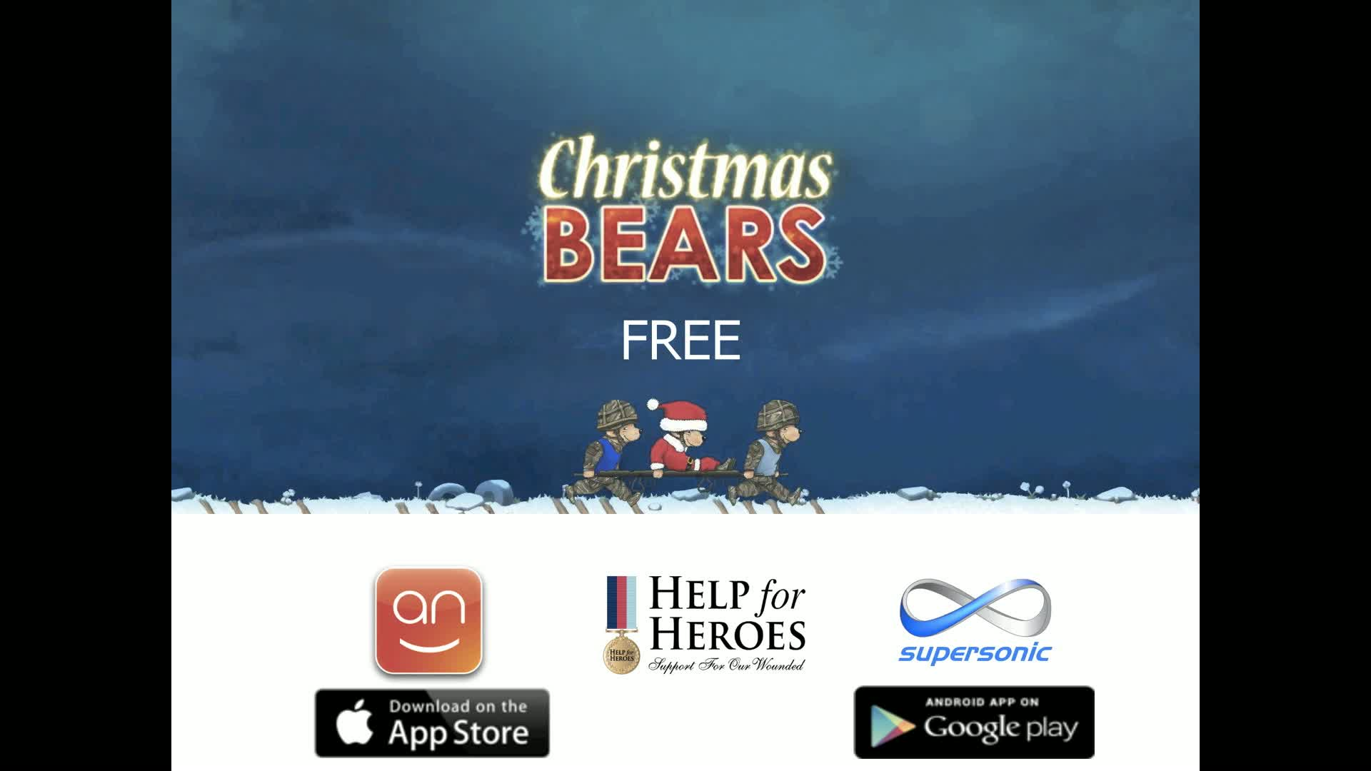 Hero Bears: Christmas Capers  Videos and Trailers