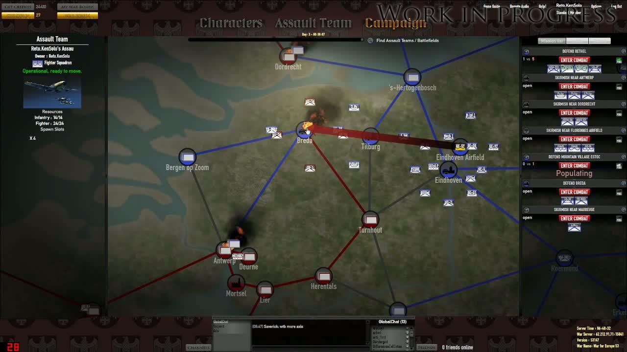 Beta Videolog #3 | Heroes & Generals