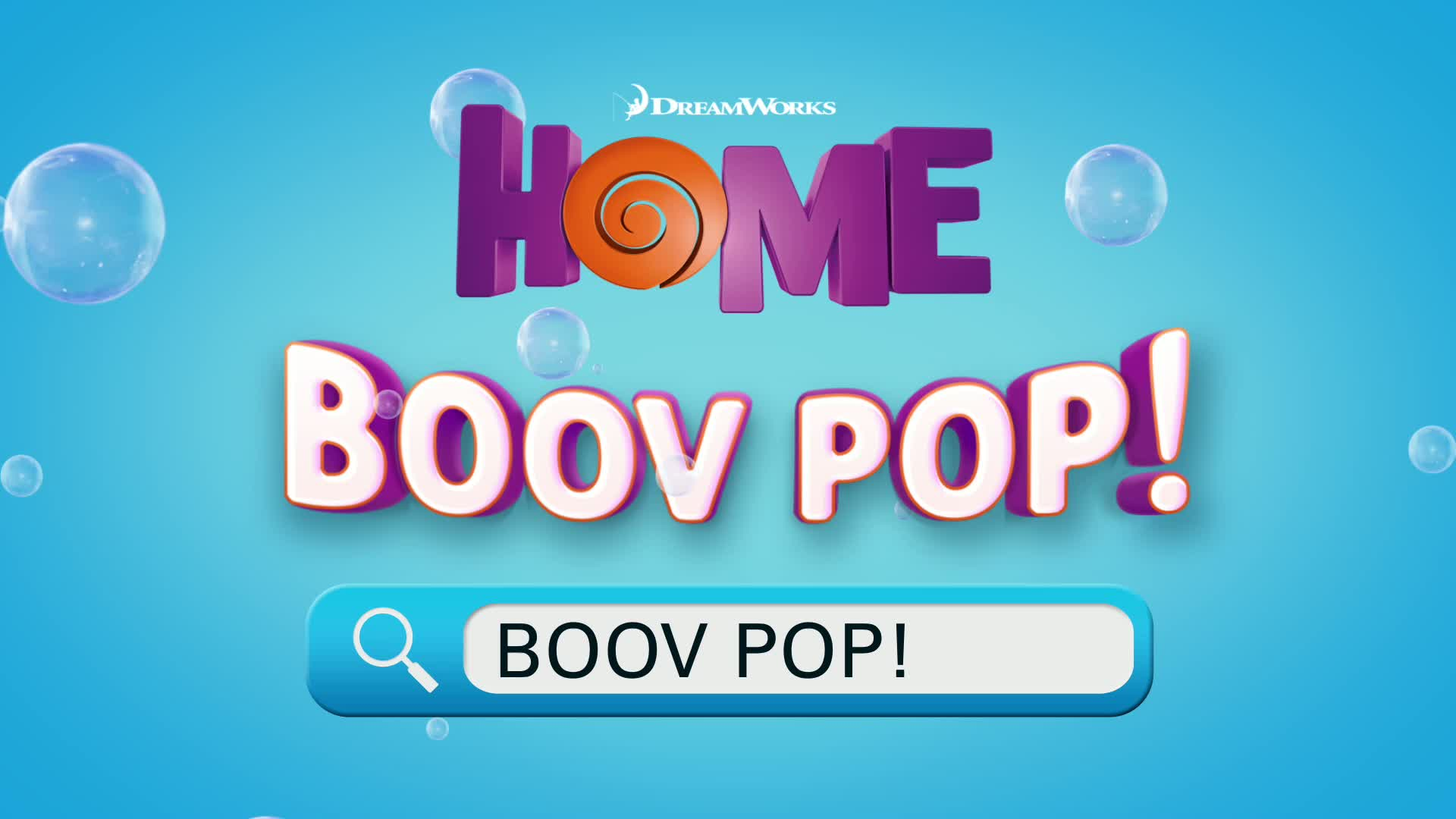 HOME: Boov Pop!  Videos and Trailers