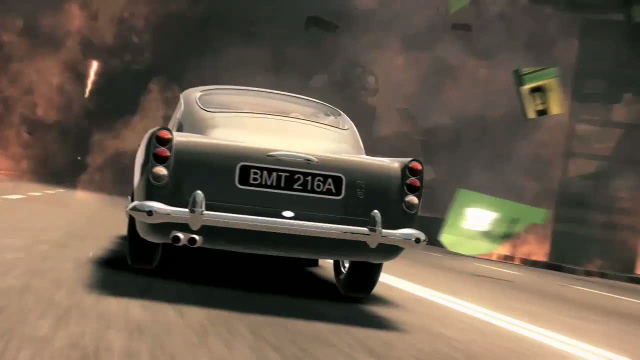 Driving and Vehicles video | James Bond 007: Blood Stone