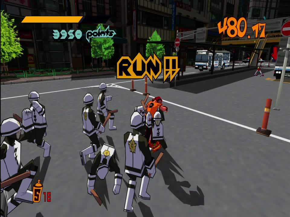 Jet Set Radio  Videos and Trailers