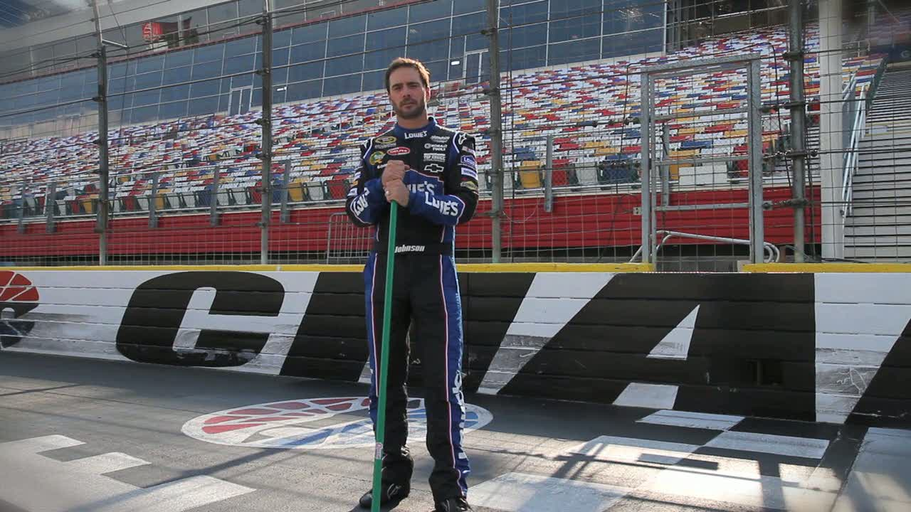 Jimmie Johnson ESPY Awards Video | Jimmie Johnson's Anything with an Engine
