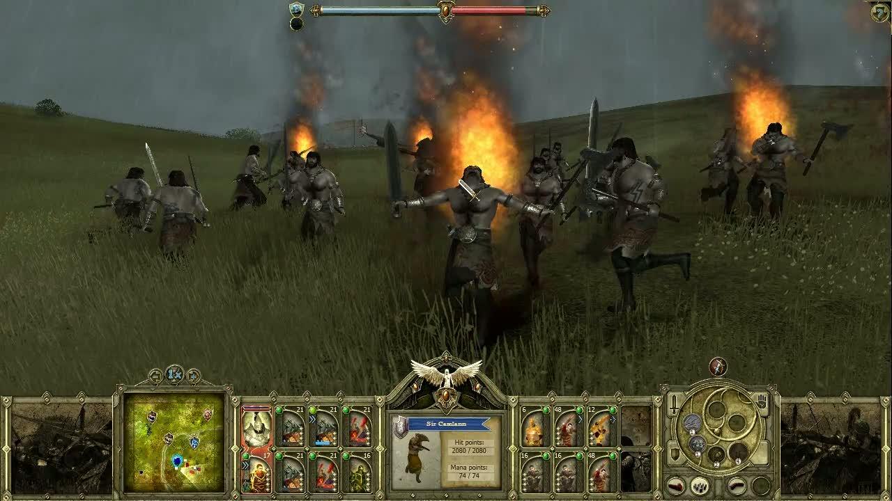 Release Trailer | King Arthur: The Druids