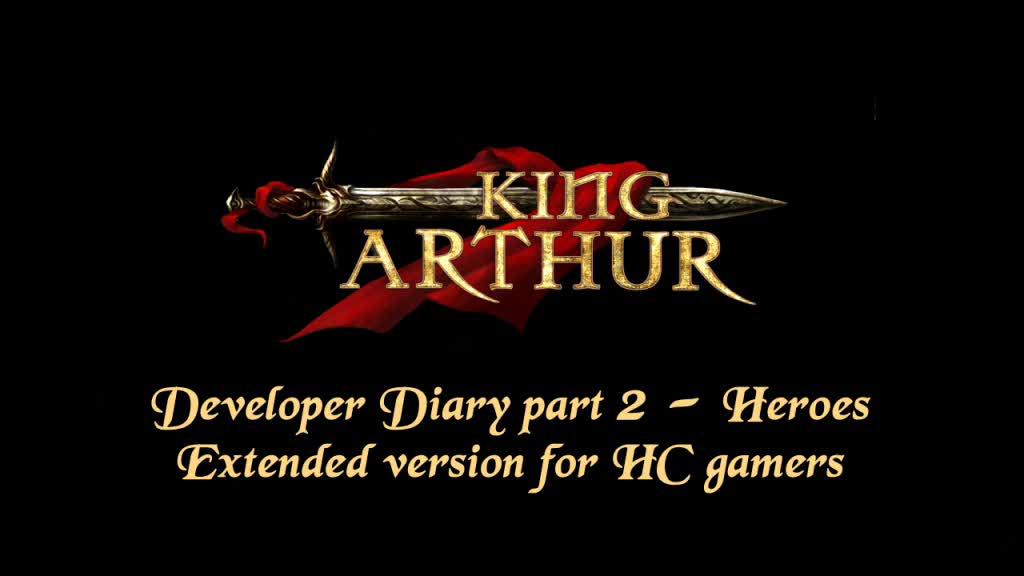 Dev Diary #2 - Heroes (Hardcore version) | King Arthur