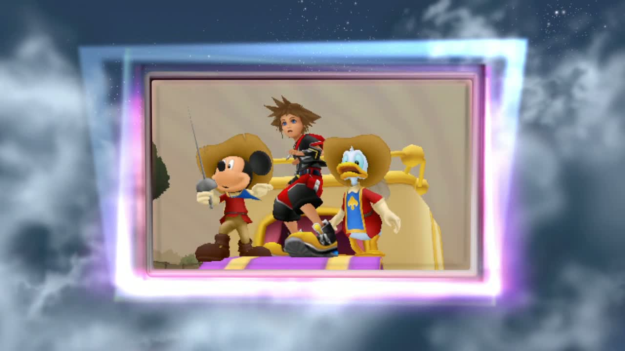 Kingdom Hearts 3D: Dream Drop Distance  Videos and Trailers