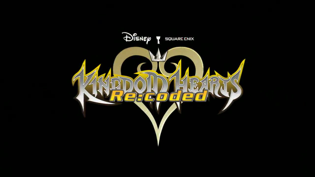 Kingdom Hearts: Recoded  Videos and Trailers
