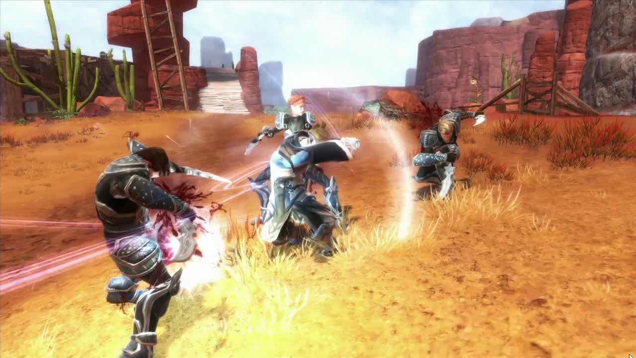Kingdoms of Amalur: Reckoning  Videos and Trailers
