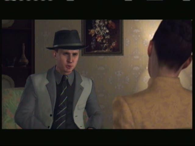 Traffic Desk I -- The Driver's Seat - Investigating the Black Re | L.A. Noire