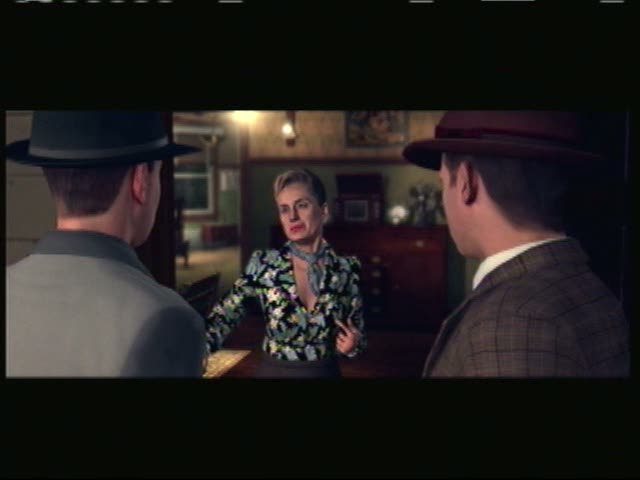 Traffic Desk II -- A Marriage Made in Heaven - Wrapping up the M | L.A. Noire