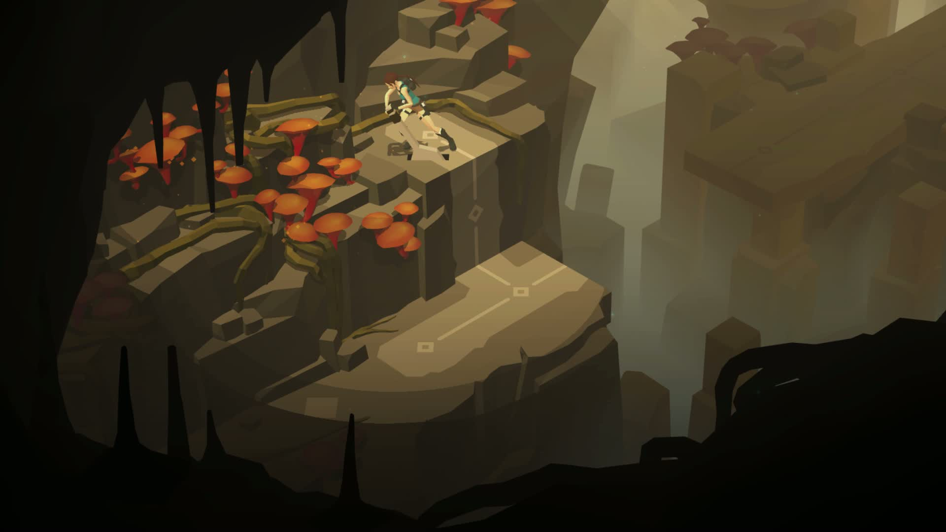 Lara Croft GO  Videos and Trailers
